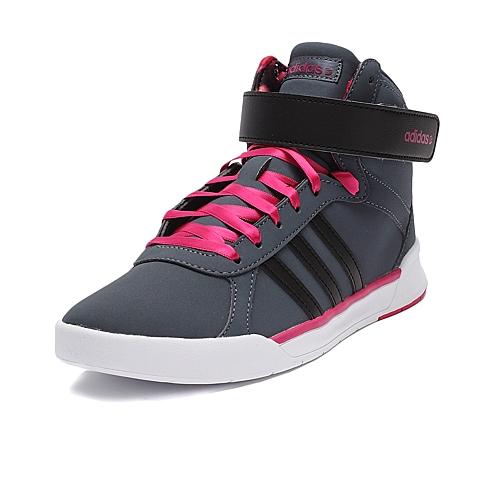 adidas阿迪休闲新款女子高帮休闲鞋F98929