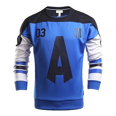 adidas阿迪休闲2016年新款男子休闲生活系列针织套衫AK1109