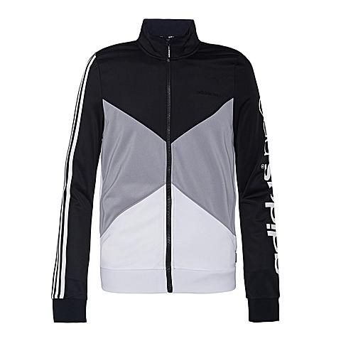 adidas阿迪休闲新款男子休闲系列夹克AJ8272