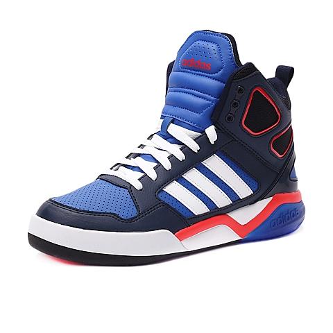 adidas阿迪休闲2016年新款男子高帮休闲鞋AW4512