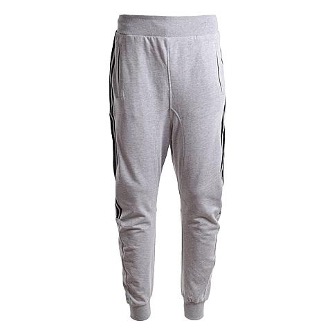 adidas阿迪休闲新款男子休闲生活系列针织长裤AJ8269