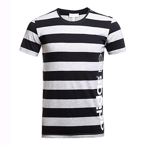 adidas阿迪休闲新款男子休闲生活系列T恤AK0961