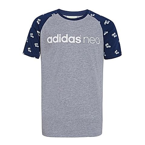 adidas阿迪休闲2016年新款男子休闲生活系列T恤AJ8247