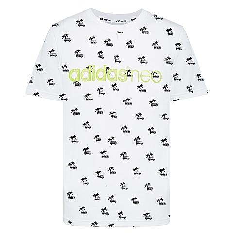 adidas阿迪休闲2016年新款男子休闲生活系列T恤AK1085