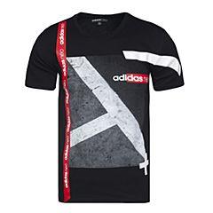 adidas阿迪休闲2017年新款男子Lifestyle系列圆领T恤BQ0860
