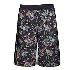 adidas阿迪休闲2017年新款女子休闲系列针织短裤BK6818