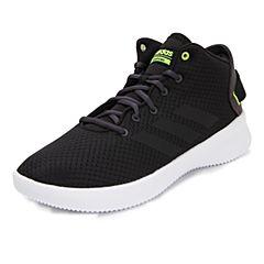 adidas neo阿迪休闲男子CF REFRESH MID休闲鞋BB9907