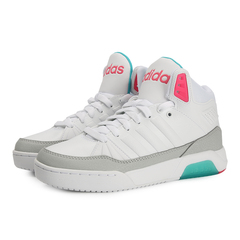 adidas neo阿迪休闲2018年新款女子PLAY9TIS W篮球休闲鞋AH2167