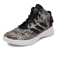 adidas neo阿迪休闲新款男子CF REFRESH MID篮球休闲鞋BB9911