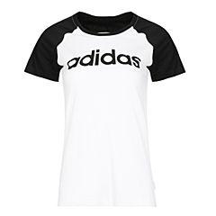 adidas neo阿迪休闲2018女子W CE SPORTY TEE圆领短T恤CV7027