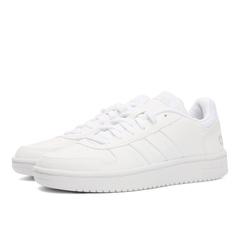 adidas neo阿迪休闲2019女子HOOPS 2.0篮球休闲鞋B42096