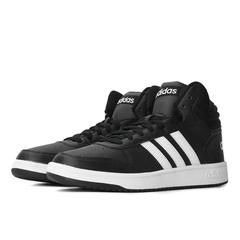 adidas neo阿迪休闲2018男子HOOPS 2.0 MID篮球休闲鞋BB7207