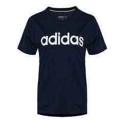adidas neo阿迪休闲女子W CE+ TEE圆领短T恤DM4146