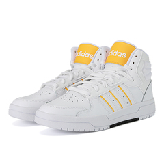 adidas neo阿迪休閑中性ENTRAP MID籃球休閑鞋FY2961