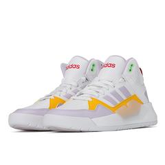 adidas neo阿迪休閑女子PLAY9TIS 2.0籃球休閑鞋G55057