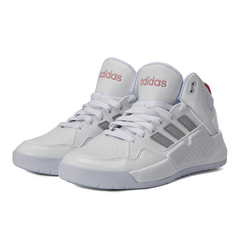 adidas neo阿迪休閑2021女子PLAY9TIS 2.0籃球休閑鞋FZ1043