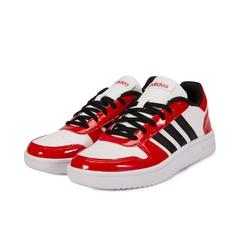 Adidas Neo阿迪達斯休閑2021女子HOOPS 2.0籃球休閑鞋H01211