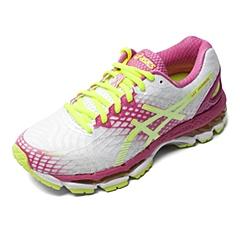 asics亚瑟士2015新款女子GEL-NIMBUS 17跑步鞋T557N-0107