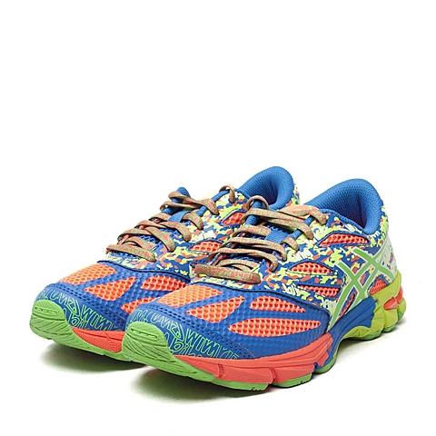 asics亚瑟士新款 中性青少鞋 亲子GEL-NOOSA TRI 10 GS 跑步鞋C523N-0669