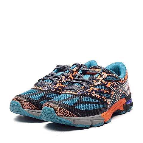 asics亚瑟士新款 中性青少鞋 亲子GEL-NOOSA TRI 10 GS跑步鞋C523N-5390