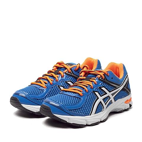 asics亚瑟士新款 中性青少鞋 亲子 GT-1000 4 GS跑步鞋C558N-3901