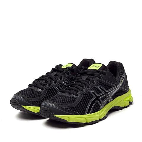 asics亚瑟士新款 中性青少鞋 亲子 GT-1000 4 GS跑步鞋C558N-9099