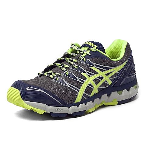 asics亚瑟士新款男子GEL-FujiSensor 3越野跑鞋T4E0N-1607
