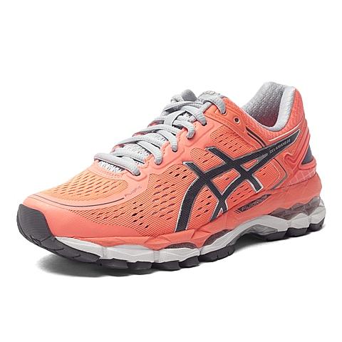 asics亚瑟士2016新款女子GEL-KAYANO 22路跑鞋T597N-0697