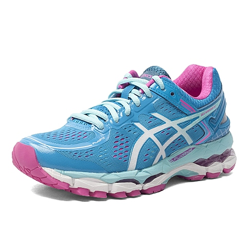 asics亚瑟士 新款女子GEL-KAYANO 22路跑鞋T597N-4001