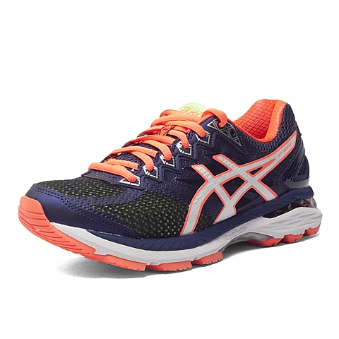 asics亚瑟士2016新款女子LADY GT-2000 NEW YORK 4-wide路跑鞋TJG520-5001