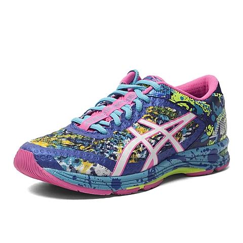 asics亚瑟士 新款女子GEL-NOOSA TRI 11竞赛跑鞋T676N-4301