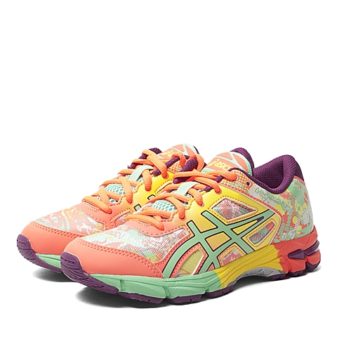 asics亚瑟士2016 新款中性GEL-NOOSA TRI 11 GS童鞋C603N-0687