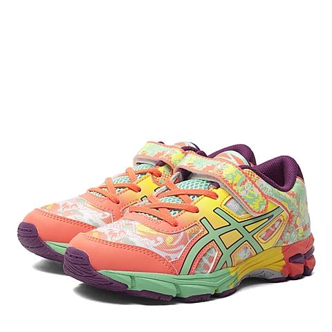 asics亚瑟士 新款中性GEL-NOOSA TRI 11 PS童鞋C604N-0687