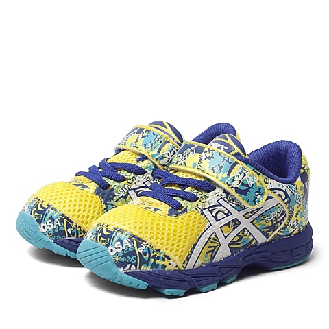 asics亚瑟士2016 新款中性NOOSA TRI 11 TS童鞋C605N-0701