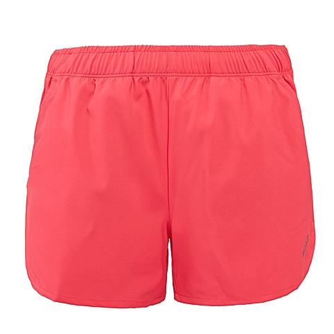 asics亚瑟士 新款女子4英寸运动短裤 XXL852-6016