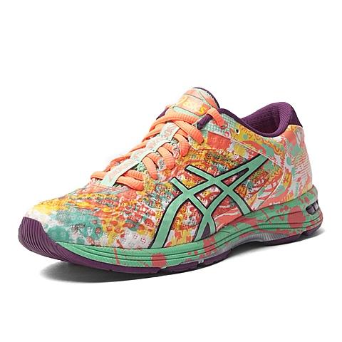 asics亚瑟士 新款女子GEL-NOOSA TRI 11竞赛跑鞋T676N-0687