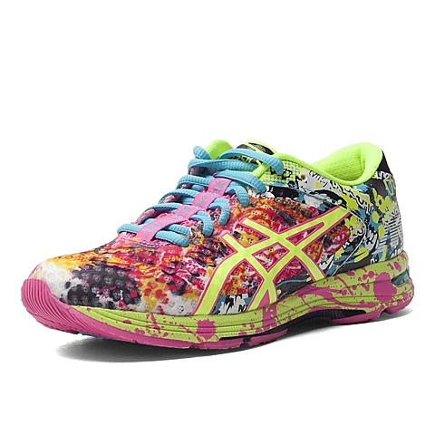 asics亚瑟士 新款女子GEL-NOOSA TRI 11竞赛跑鞋T676N-3407