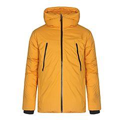 asics亚瑟士 新款男子运动厚款羽绒夹克827A01-0515