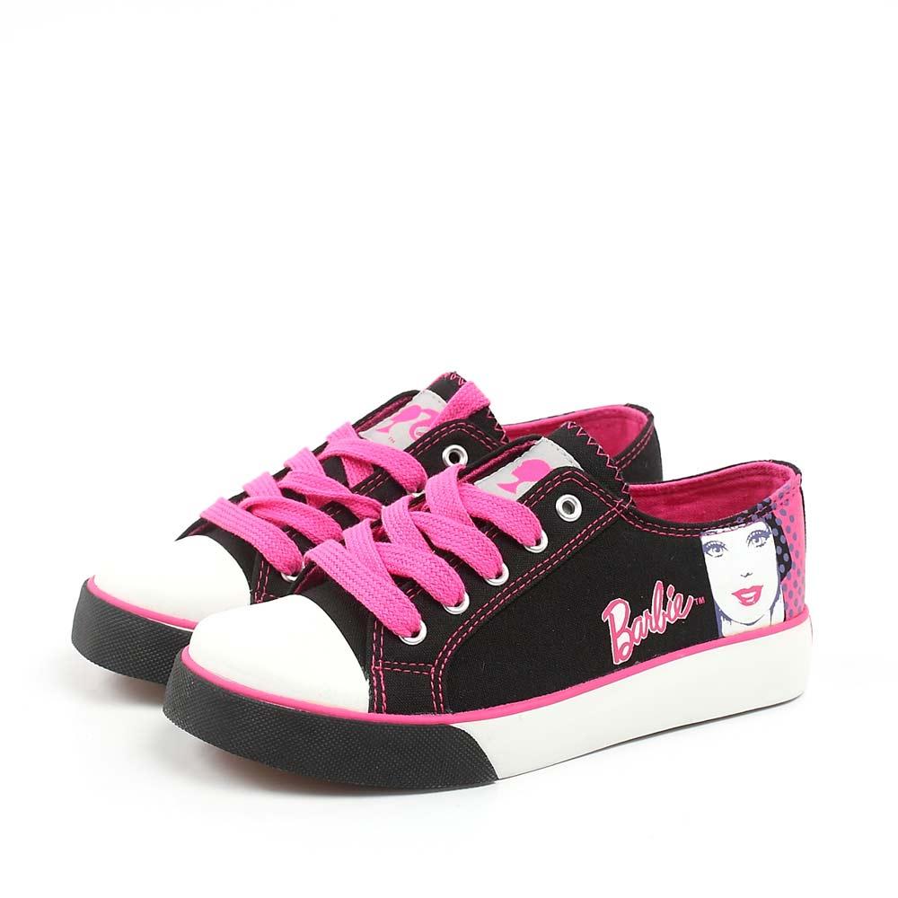 芭比娃娃帆布鞋; barbie鞋怎么样