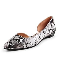 Belle/百丽春季专柜同款灰黑猪皮女凉鞋BDU33AK6