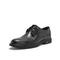 Belle/百麗英倫風雕花鞋2019年春新商場同款牛皮革男商務皮鞋B3G01AM9