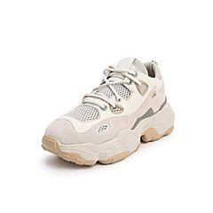 Belle/百丽松糕老爹鞋2019春新商场同款女旅游鞋T7J1DAM9