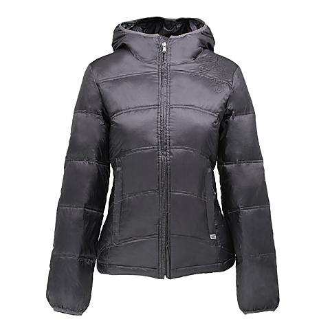 CAT/卡特 专柜同款 女装黑色羽绒外套Y-2313035C-009