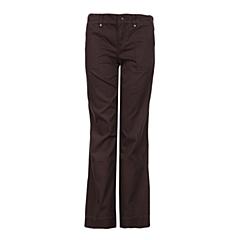 CAT/卡特 专柜同款 女装深咖啡梭织长裤Y2811031-7839C
