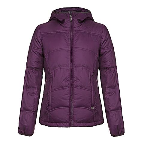 CAT/卡特 专柜同款 女装紫色羽绒外套Y-2313035C-144