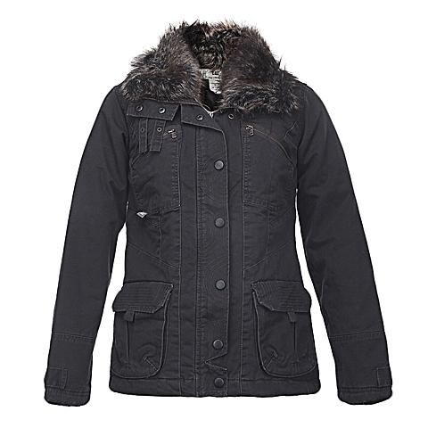 CAT/卡特 专柜同款 女装深灰色棉服外套Y2313017-2839D