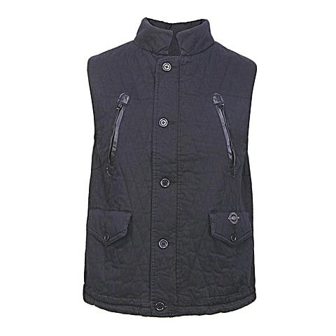 CAT/卡特 专柜同款 男装黑色棉服马甲CB3MOPVT341B01