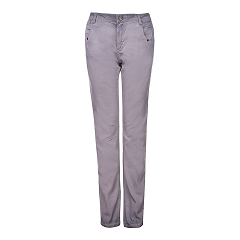 CAT/卡特 专柜同款 女装中灰色休闲裤CB3WRPNT755F06