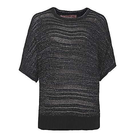 CAT/卡特 专柜同款 女装黑色毛衣CC1WWSSO682F01