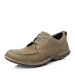 CAT/卡特专柜同款男子棕色牛皮男休闲鞋P716054E3WMI36粗犷装备(Rugged)